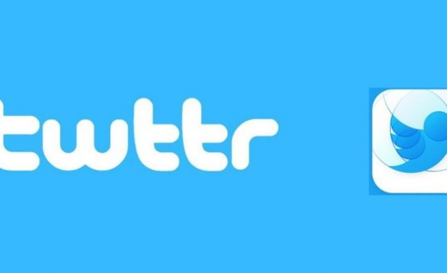 Twitter  launches a new prototype app, 'twttr' today