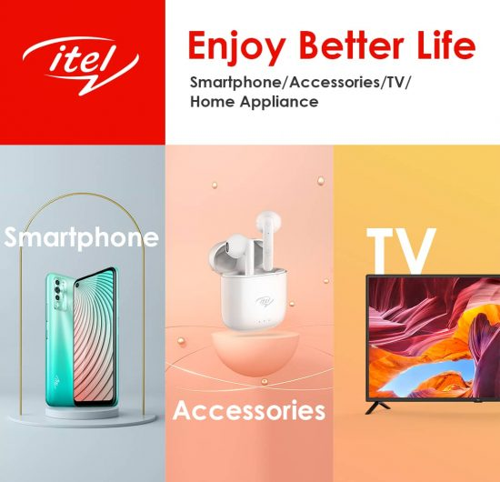 Brand ITEL Launched